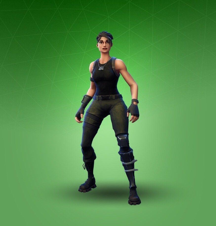 Common Fortnite Skin Wallpaper: Commando Fortnite Skin – Wallpapers ...