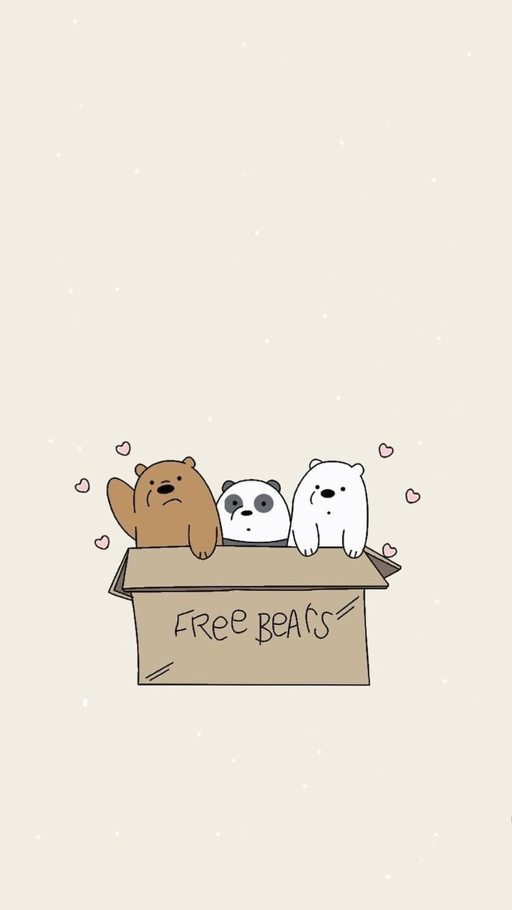 Ice Bear We Bare Bears Wallpapers Wallpaper Cave