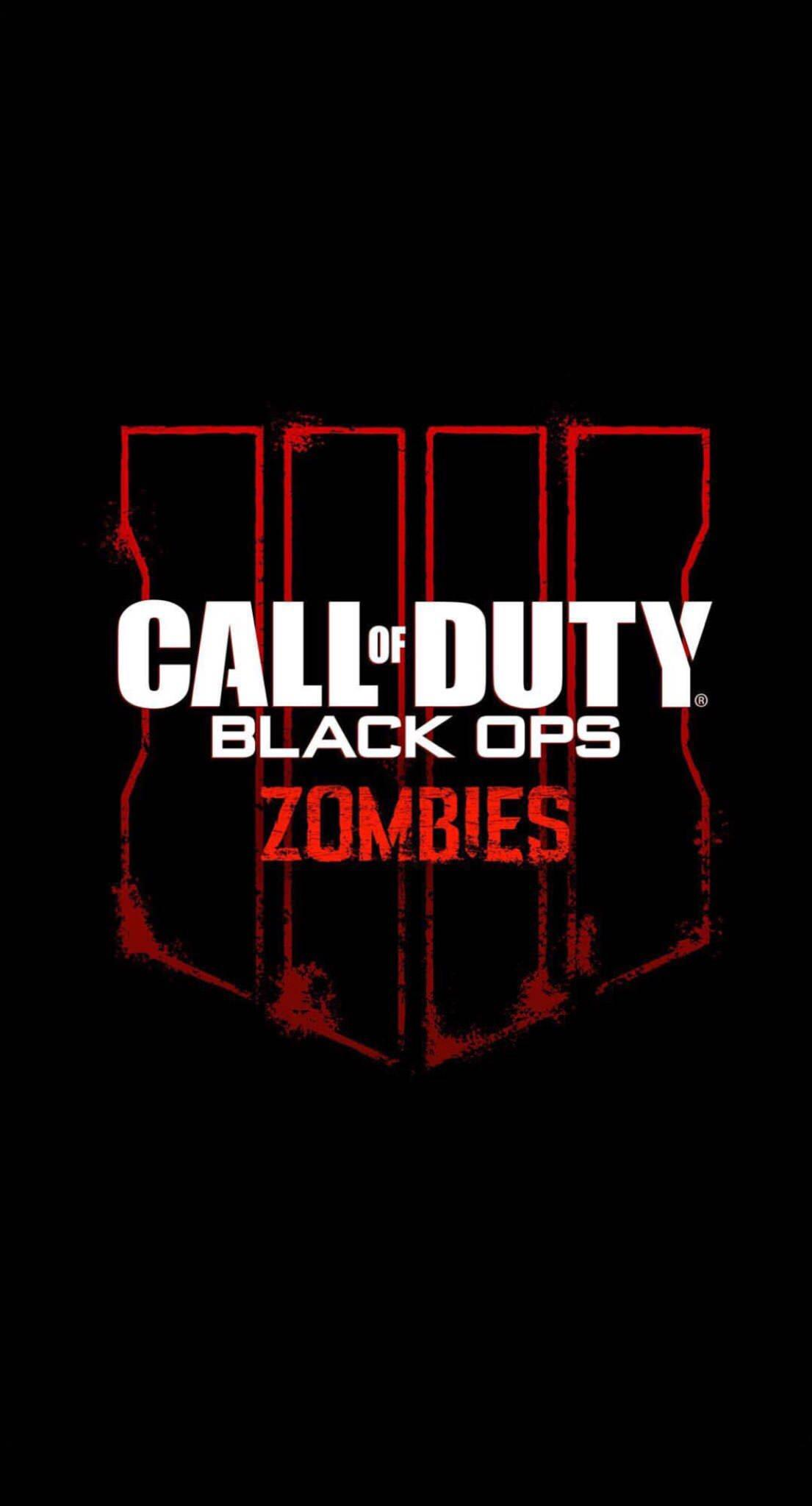 mobile call of duty zombies wallpaper