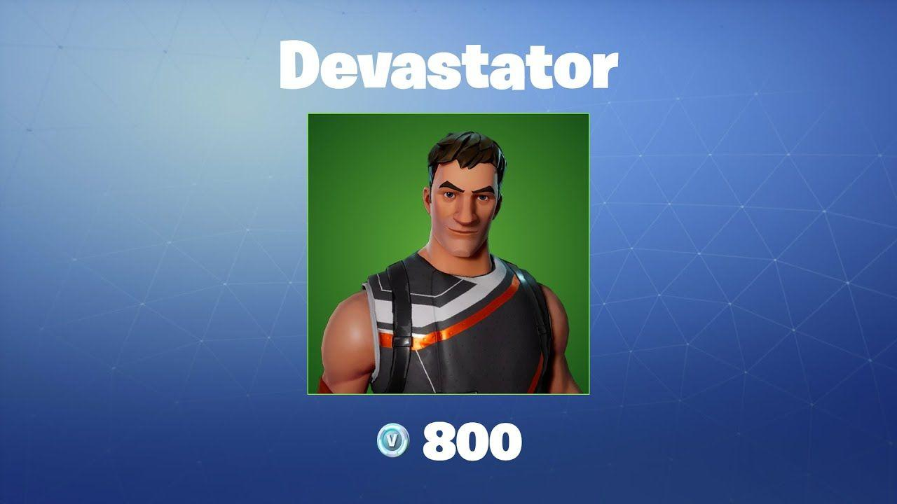 Devastator Fortnite