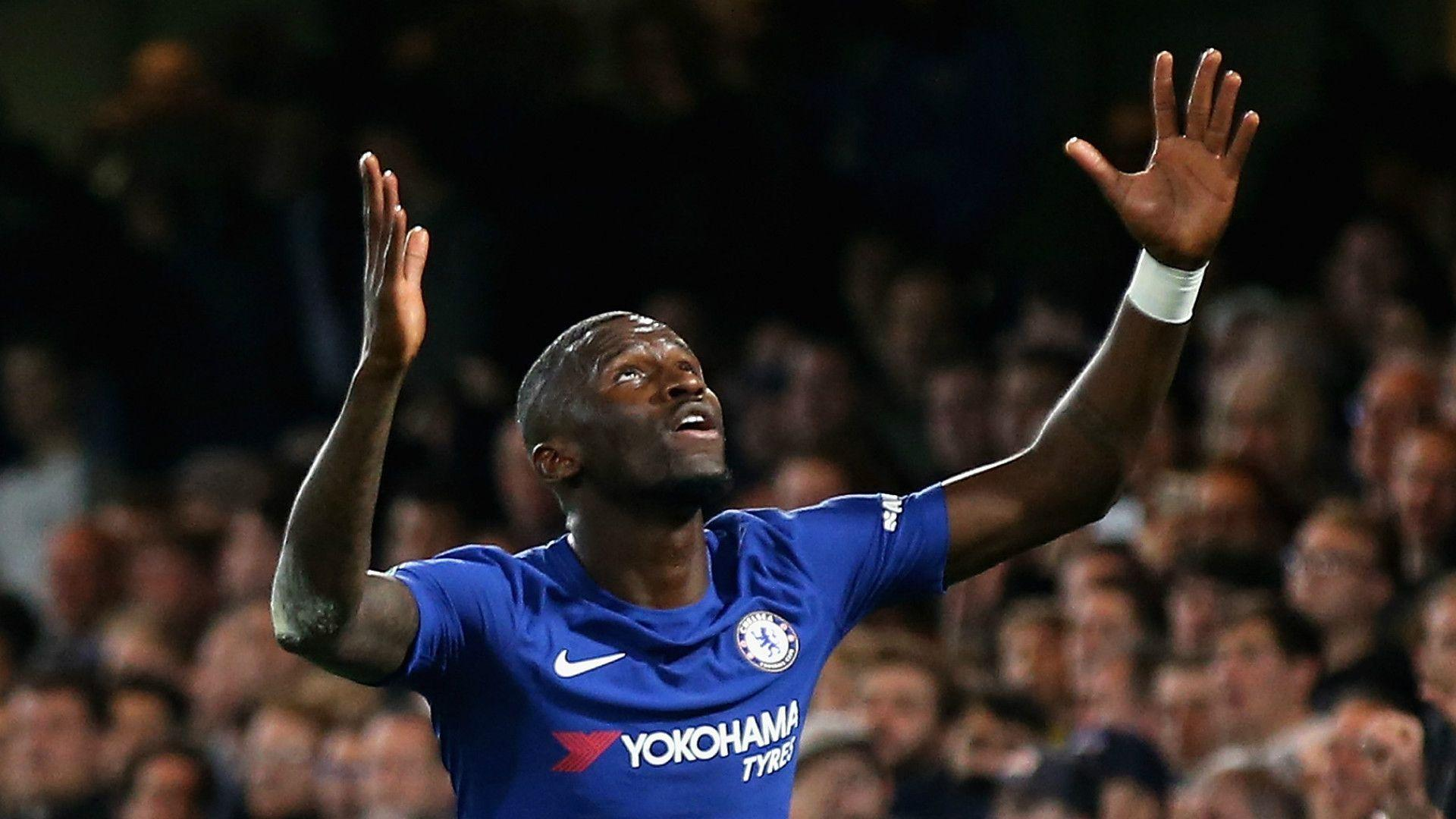 Rudiger: My mum and dad predicted Chelsea would draw Roma in Europe ...