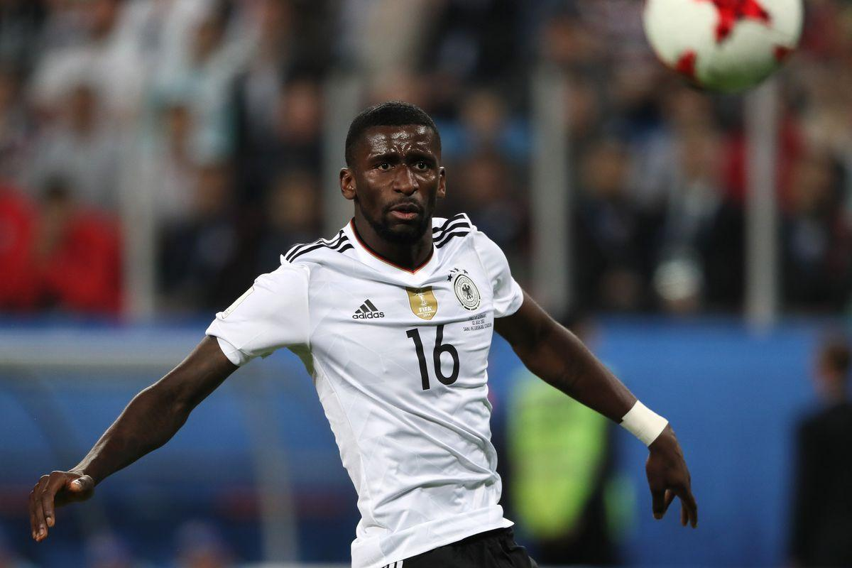 Antonio Rüdiger nominated for German national team Player of the ...
