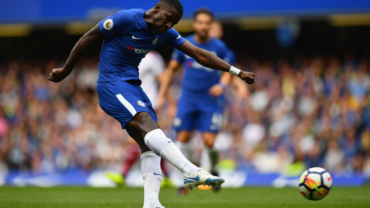 Antonio Rudiger says Chelsea 'have to do better' when faced with ...
