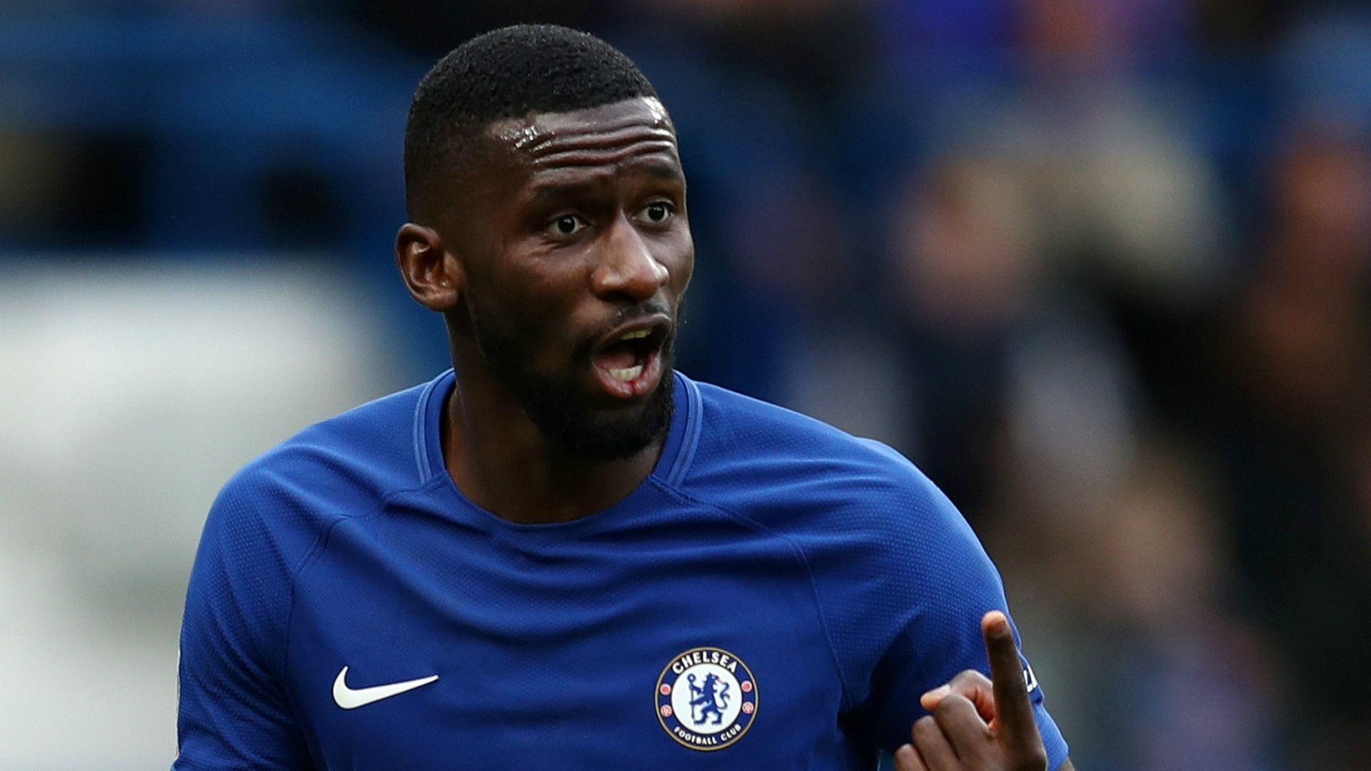 Rudiger eager to get better of 'best in the Premier League' Salah ...