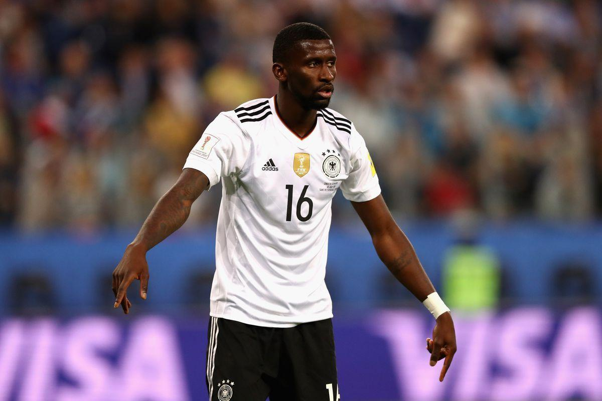 Official: Antonio Rüdiger Sold to Chelsea for €35M Plus Bonuses ...