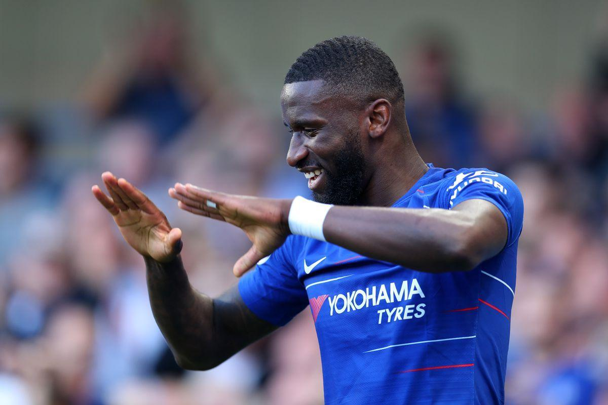 Chelsea looking to reward Antonio Rudiger with new contract as well ...