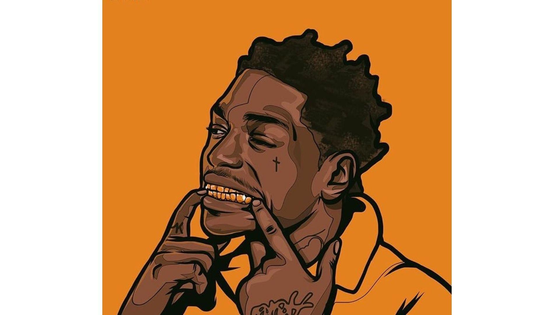 List of Synonyms and Antonyms of the Word: kodak black cartoon version
