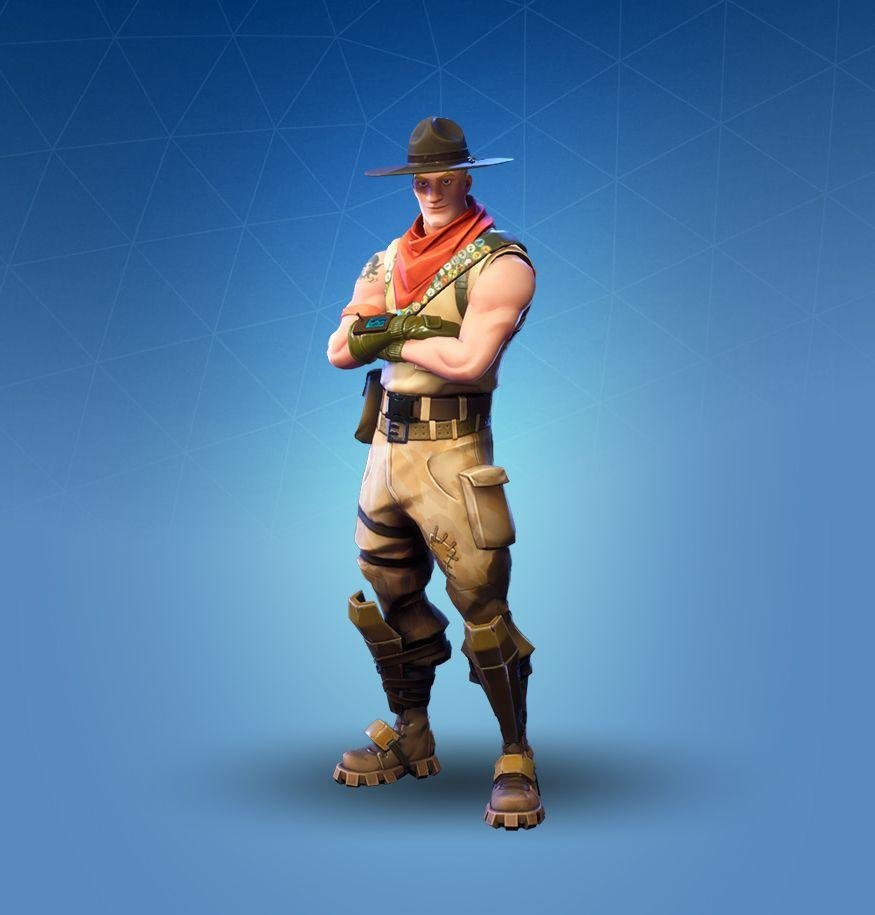 Fortnite Battle Royale Skins: See All Free and Premium Outfits ...