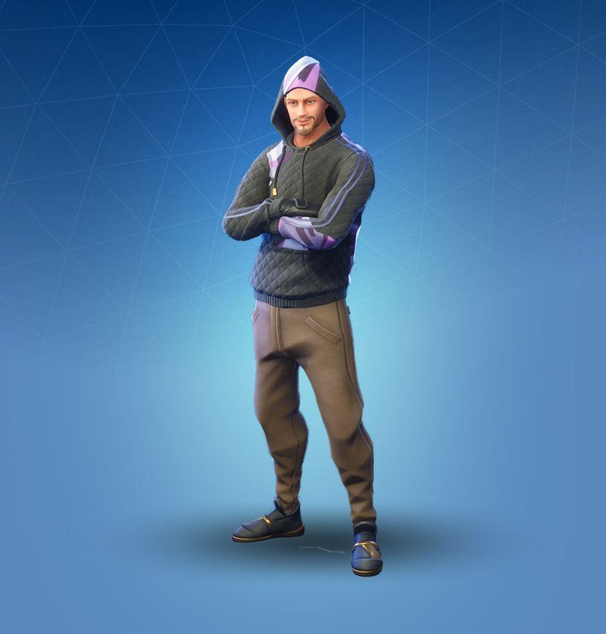Moniker Fortnite Outfit Skin How to Get + Updates
