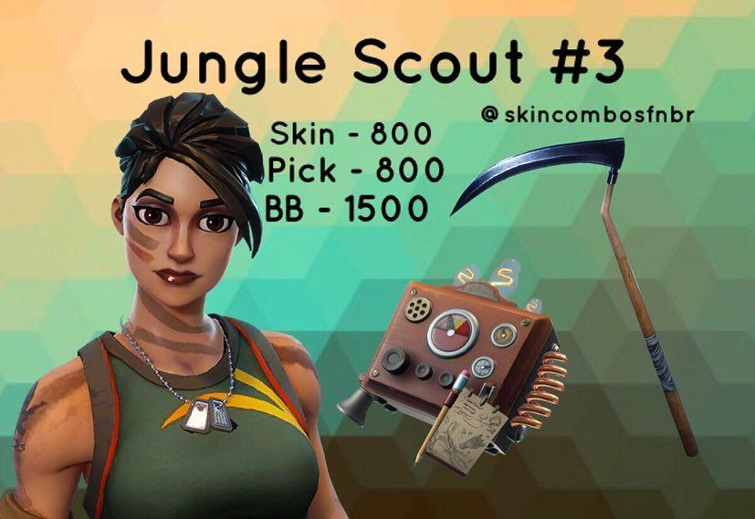Superior Jungle Scout Fortnite Wallpapers
