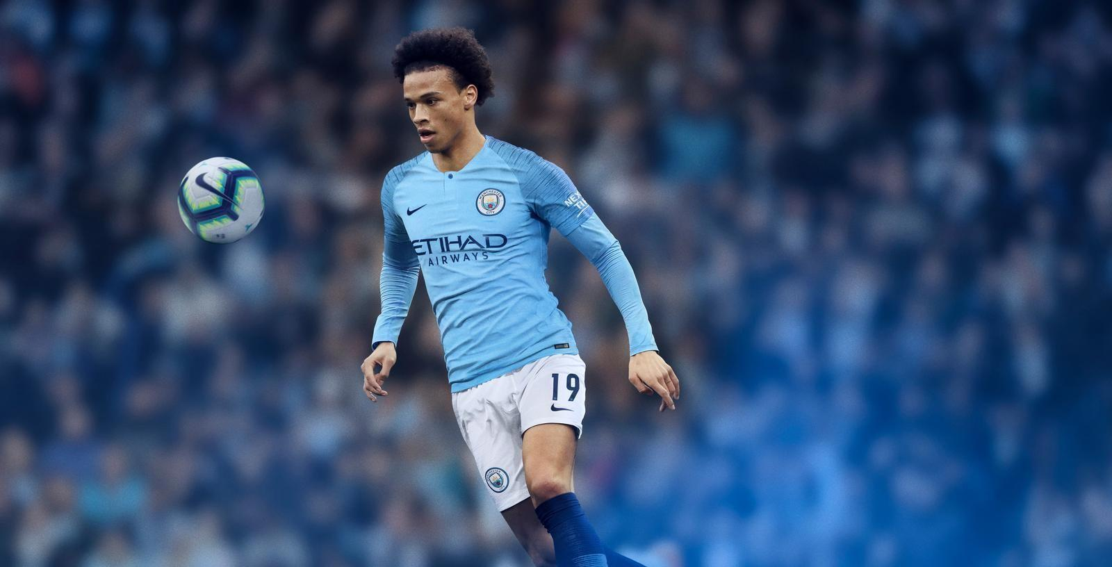 Manchester City 18-19 Home Kit - Footy Headlines Shop