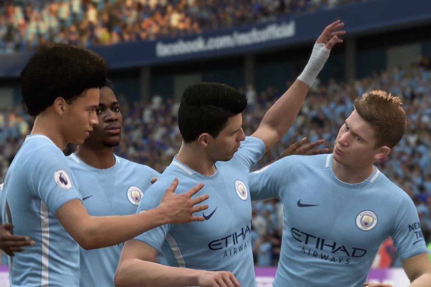 FIFA 18 Man City guide: How to play as The Sky Blues