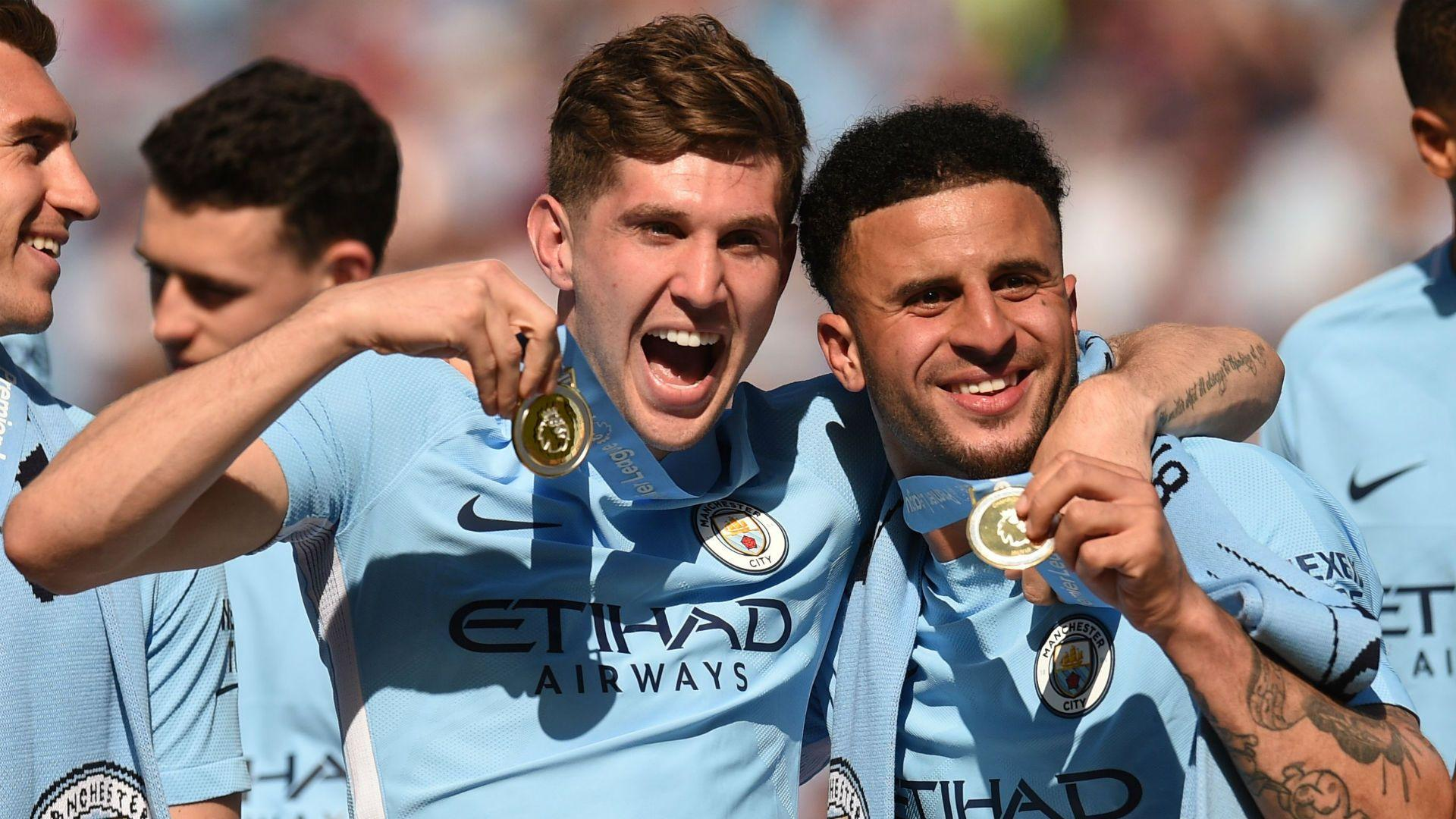 How will Manchester City line up in 2018-19? Pep Guardiola's ...