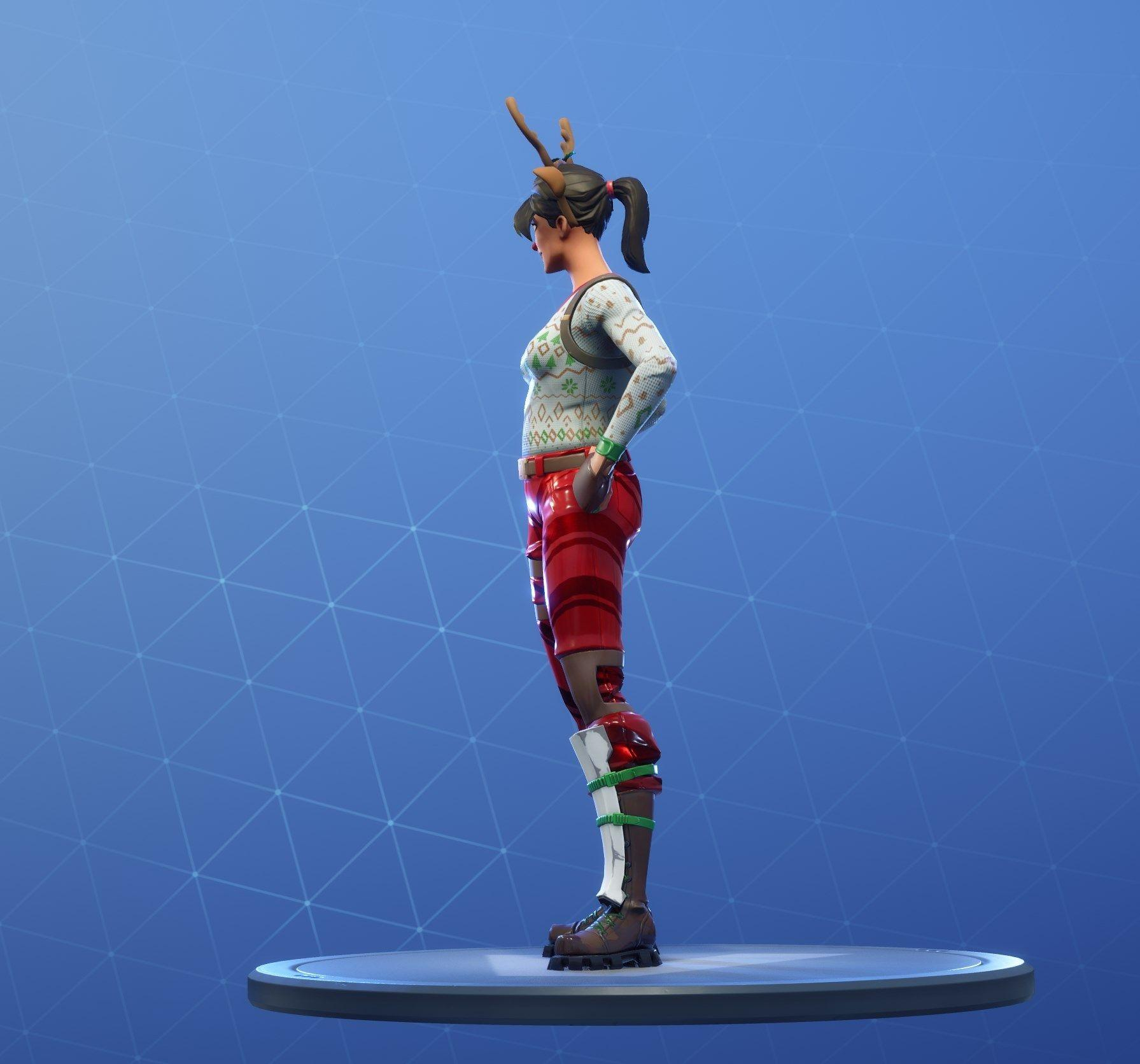 Fortnite Red