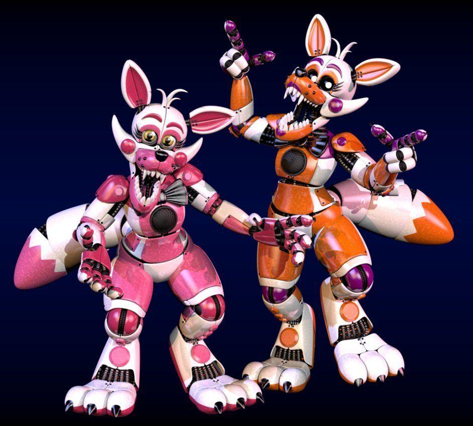 Lolbit Wallpapers