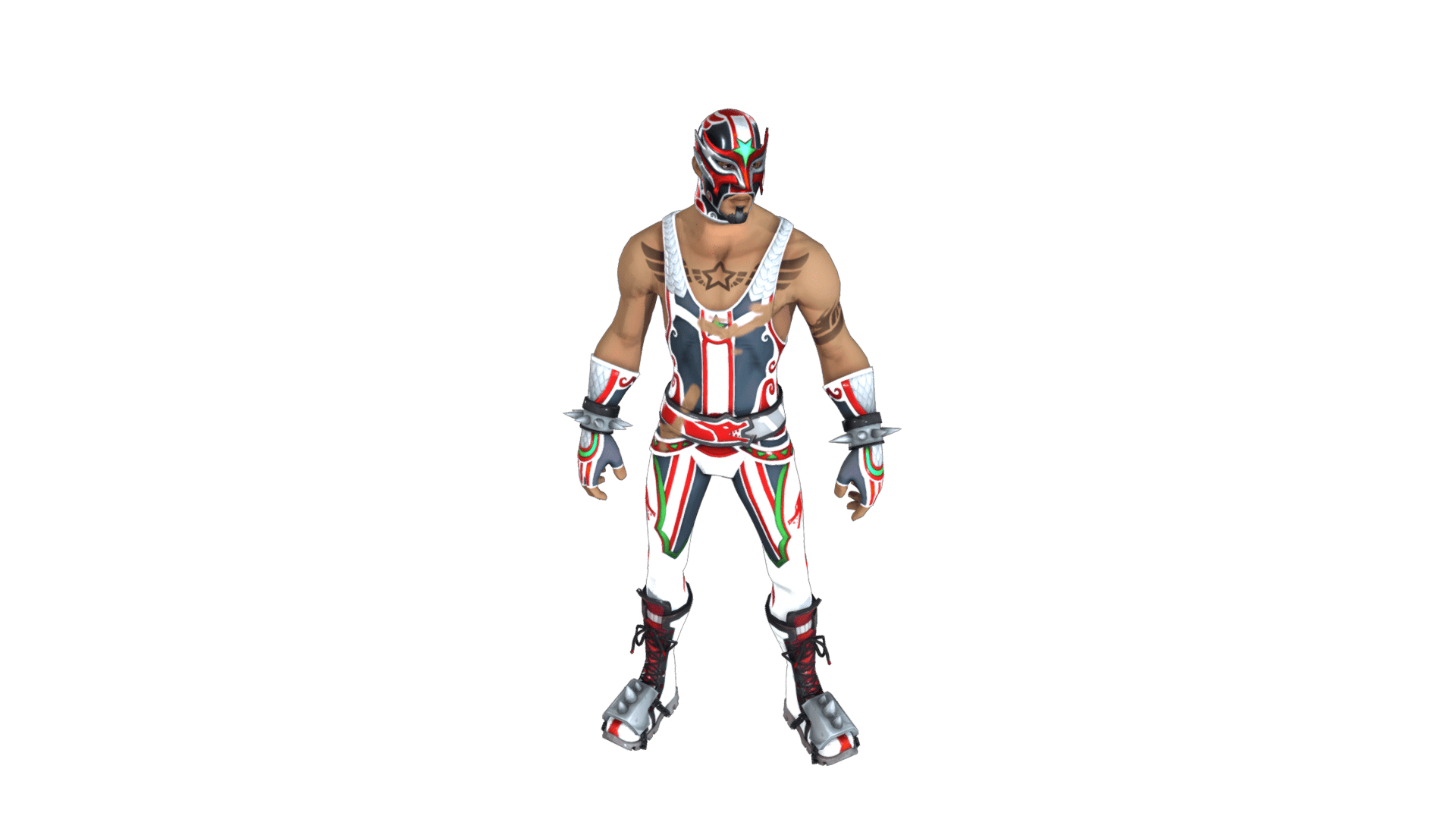 Masked Fury Fortnite Outfit Skin How to Get + News