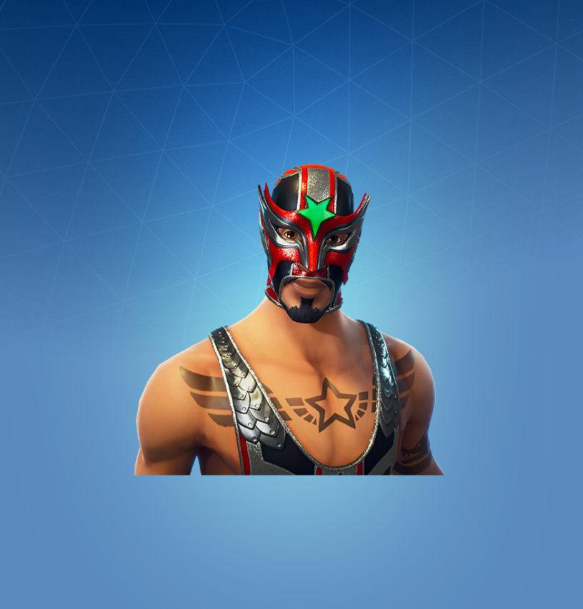 Masked Fury Fortnite wallpapers