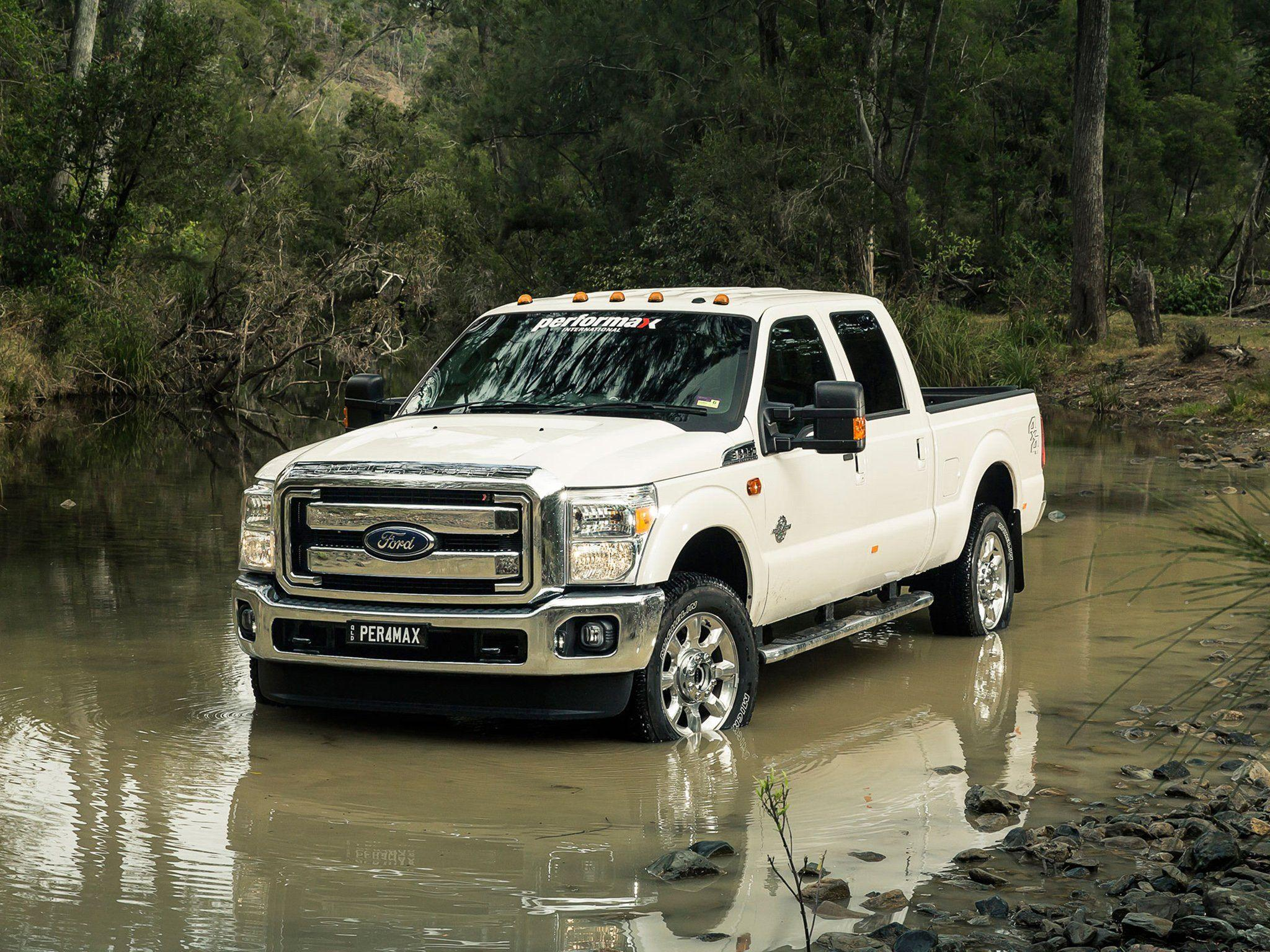2015 Ford F-250 Super Duty AU-spec 4x4 pickup f250 wallpaper ...