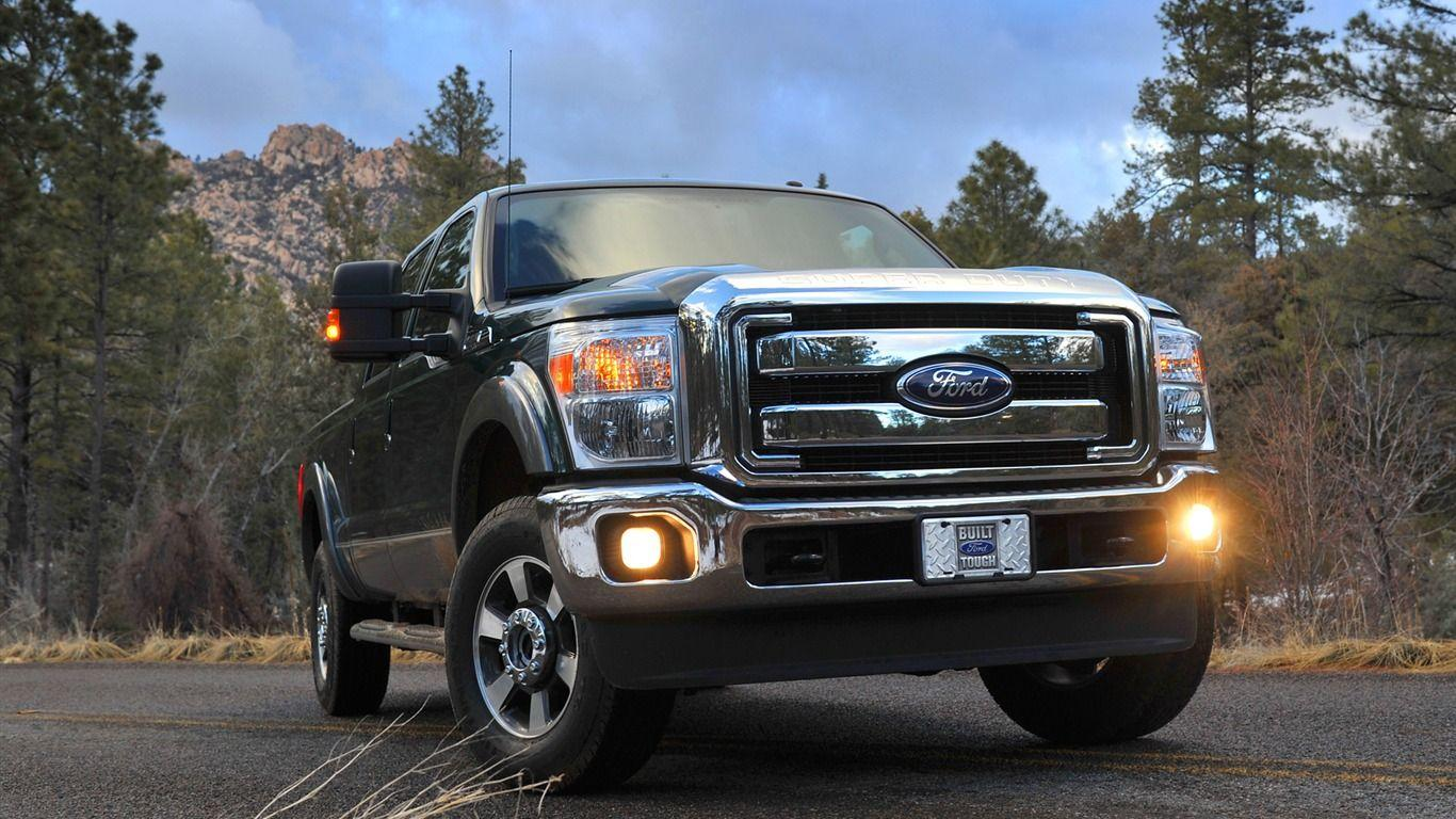 Ford F-250 Wallpaper 15 - 1366 X 768 | stmed.net
