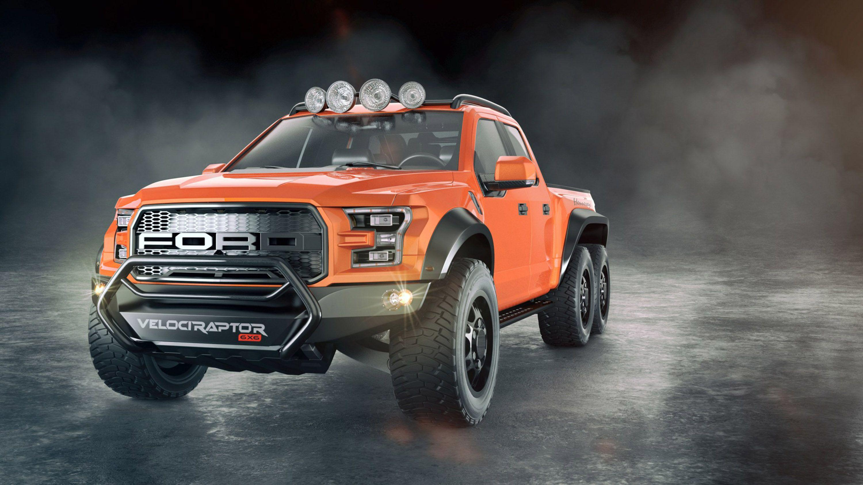 Wallpaper Ford F-250 VelociRaptor, Hennessey, HD, Automotive / Cars ...