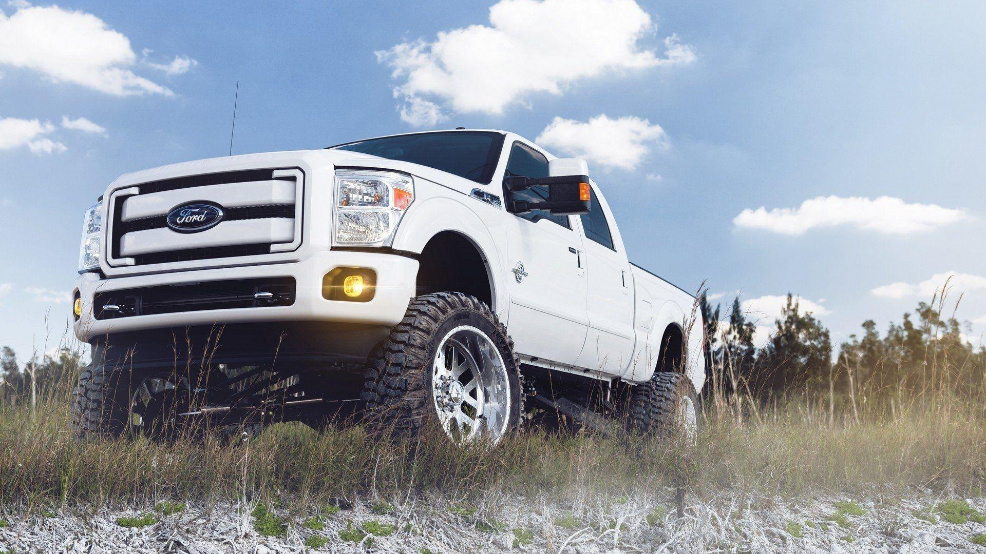 Ford F-250 Super Duty Platinum Editon HD Wallpaper | Background ...