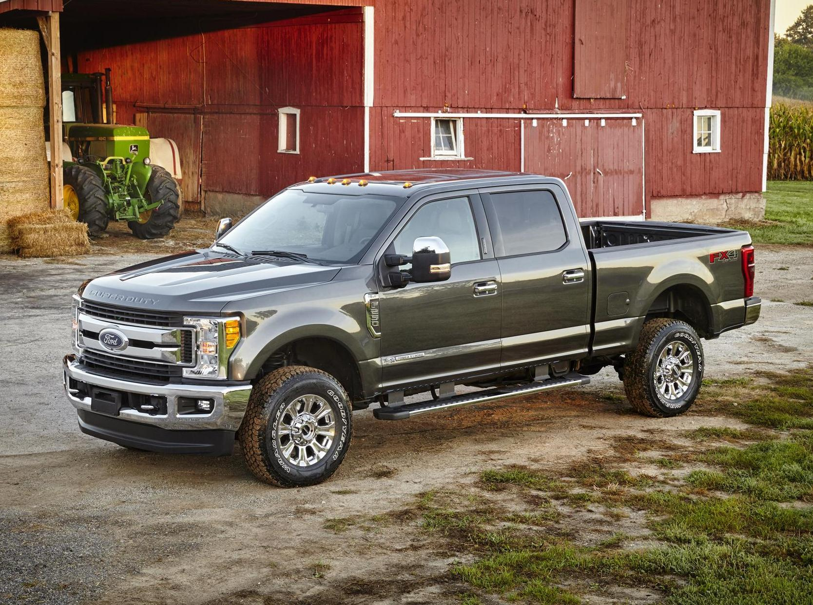 Ford images 2017 Ford F 250 FX4 Super Duty Crew Cab. HD wallpaper ...
