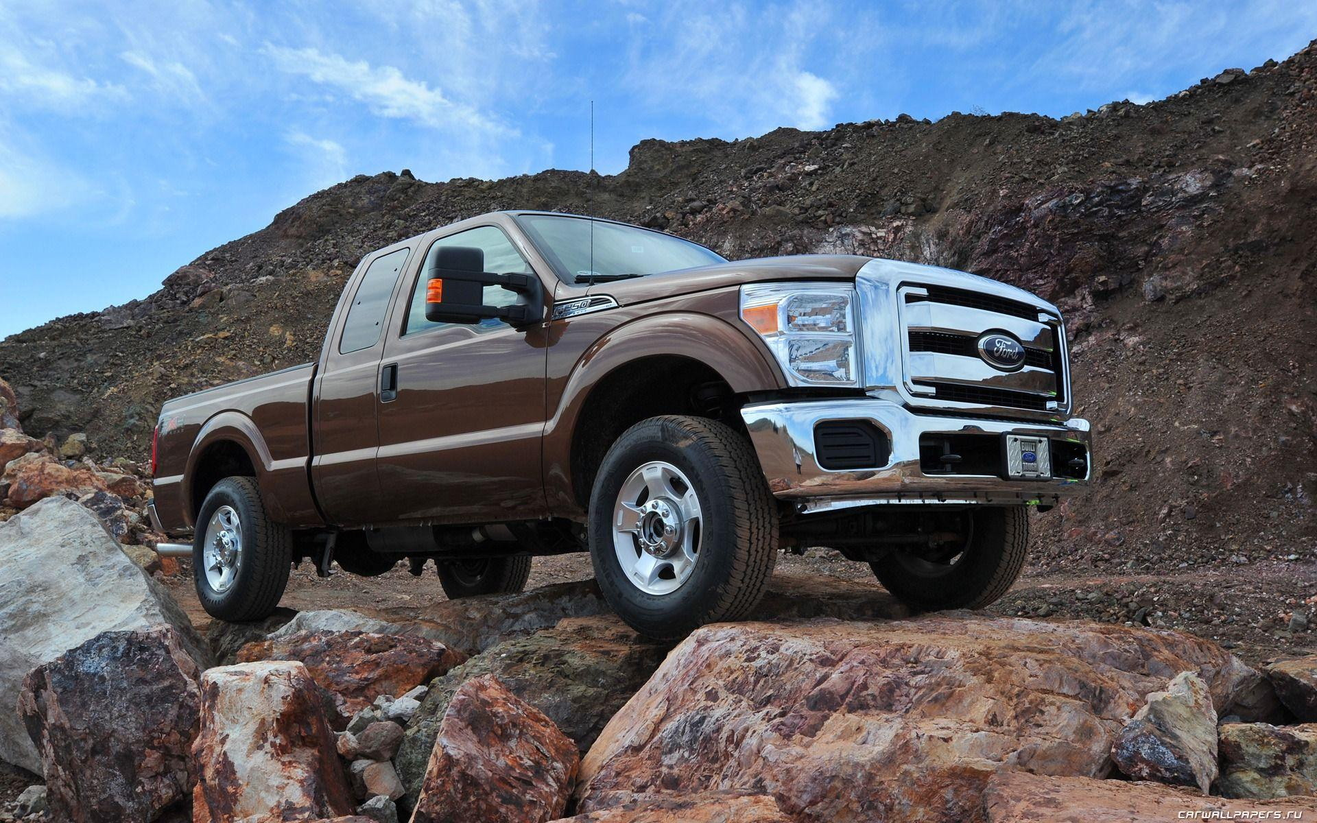 Ford F250 Super Duty - 2011 HD wallpaper #3 - 1920x1200 Wallpaper ...
