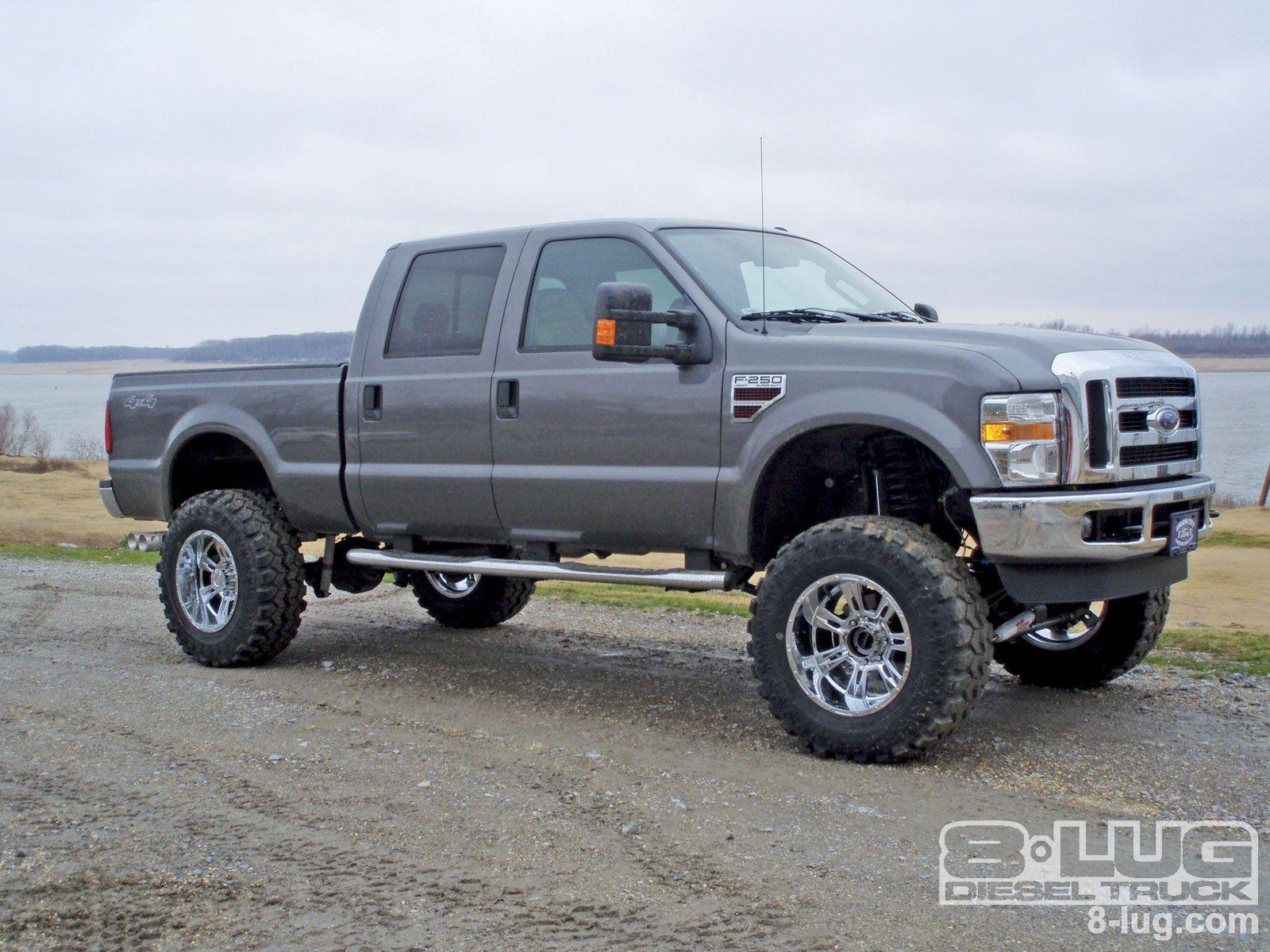 New Ford F250 Wallpapers 2015