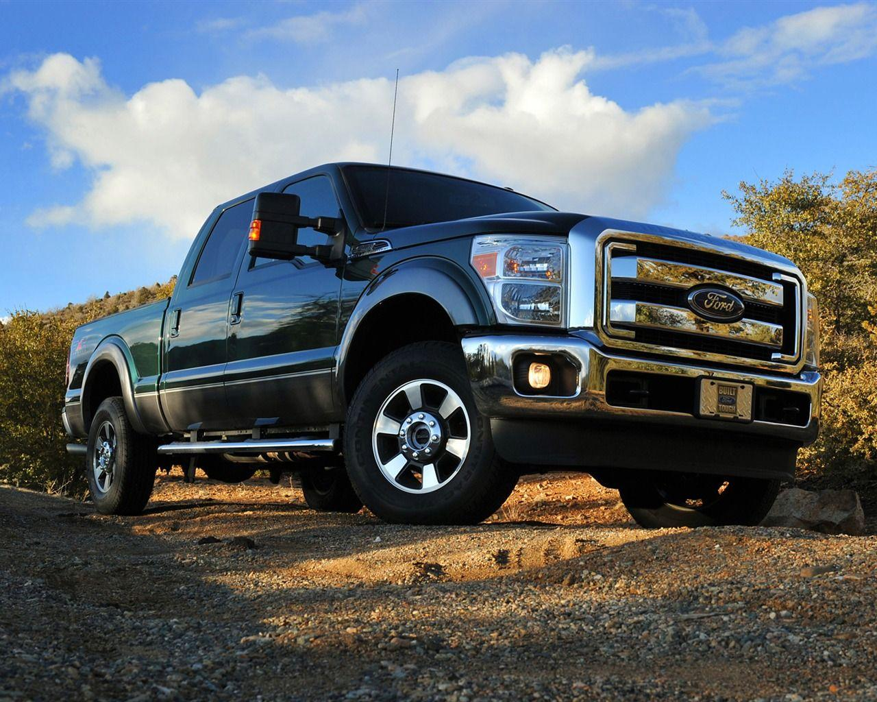 Ford F250 Super Duty - 2011 HD wallpaper #1 - 1280x1024 Wallpaper ...