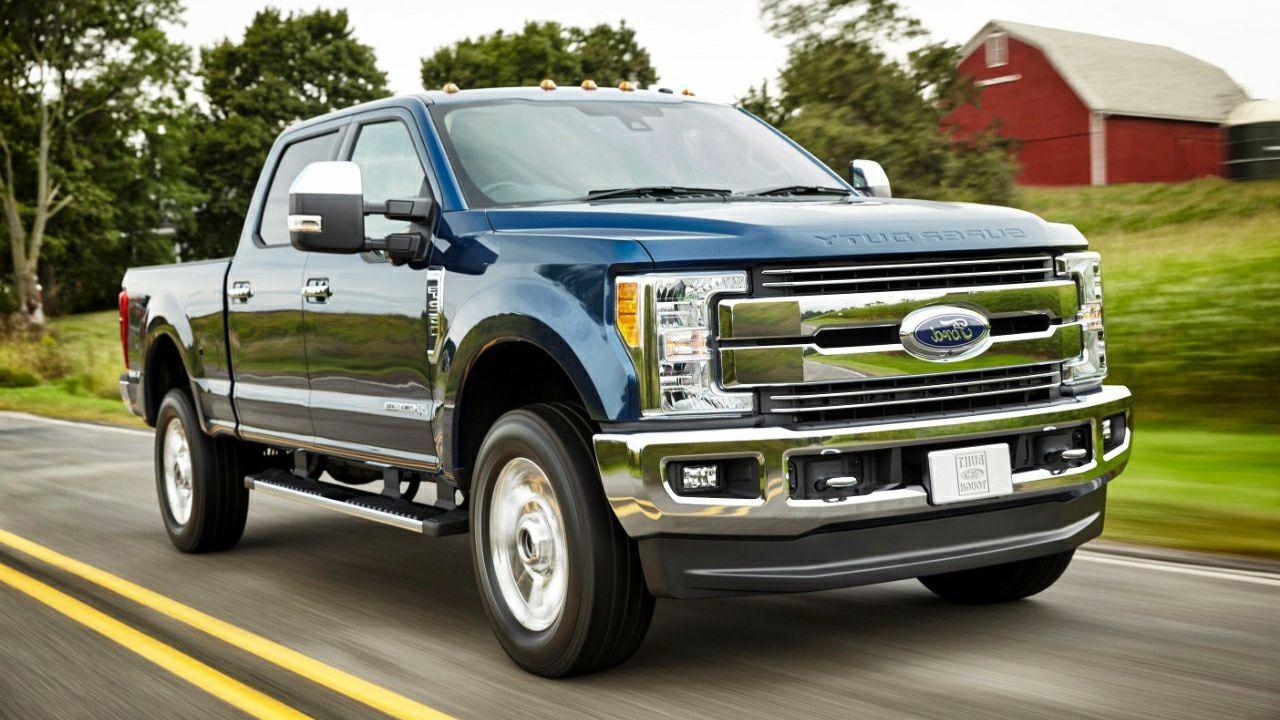 2017 Ford Super Duty F-250 Platinum | HD Car Wallpapers Free Download