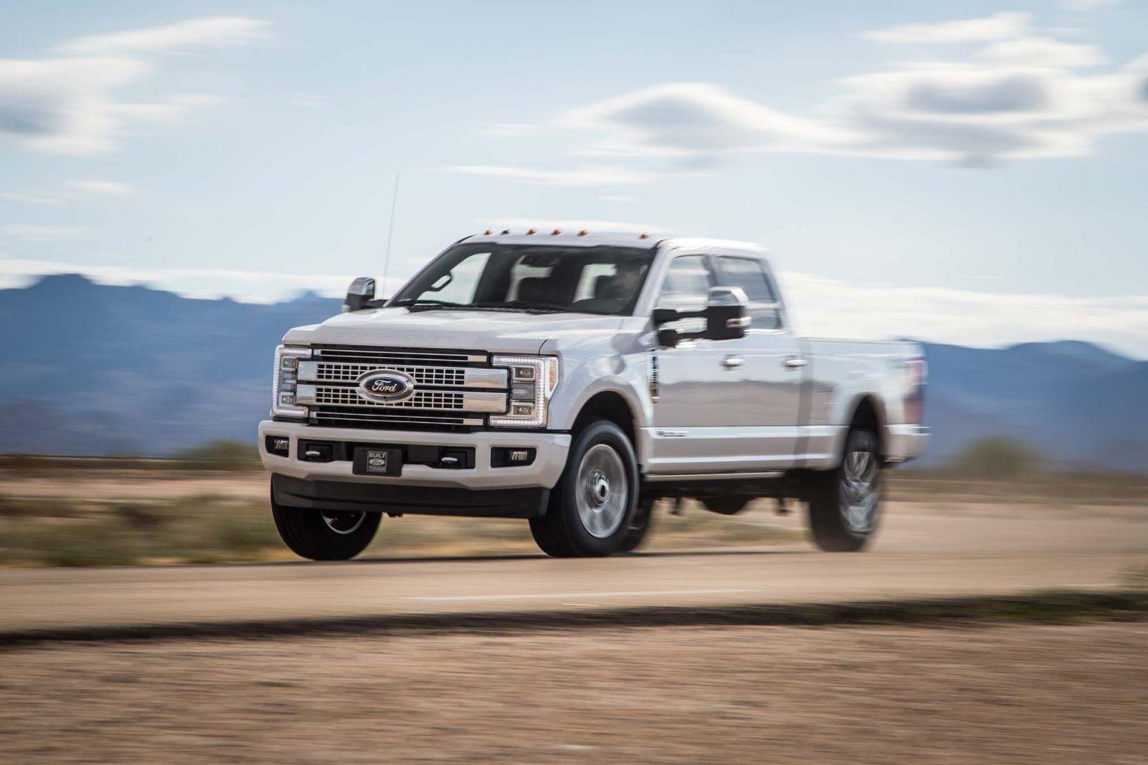 Best 2019 Ford F250 Rear High Resolution Wallpaper | CarWaw