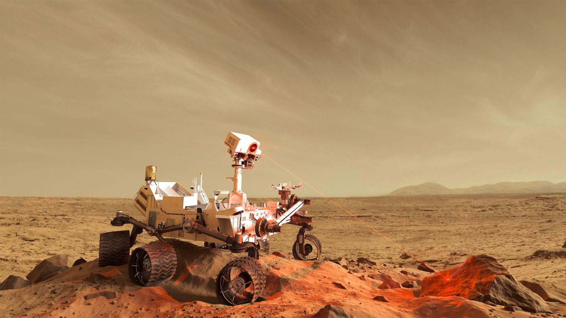 mars rover images - HD 1920×1080