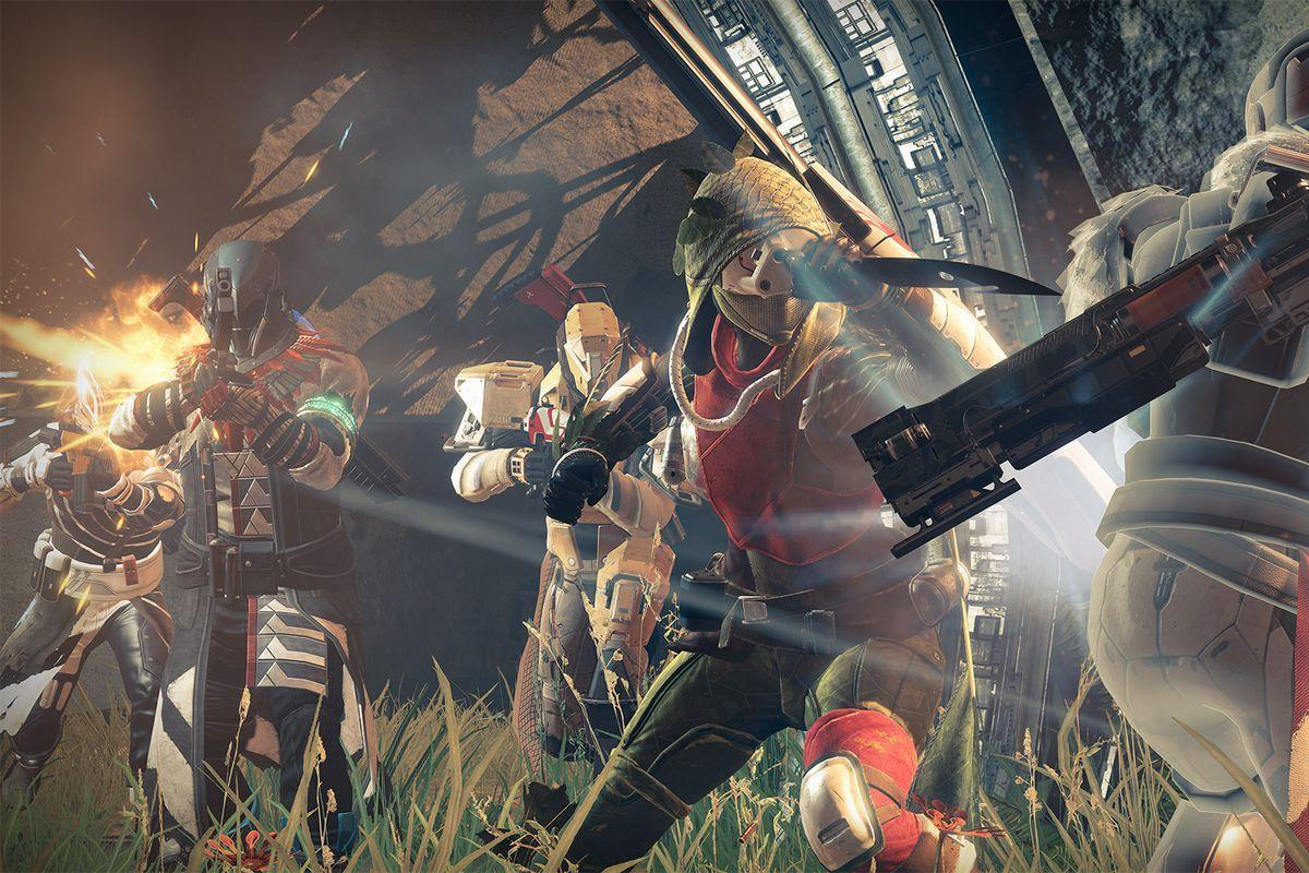 Destiny's Crucible expanding with new modes in The Taken King - Polygon