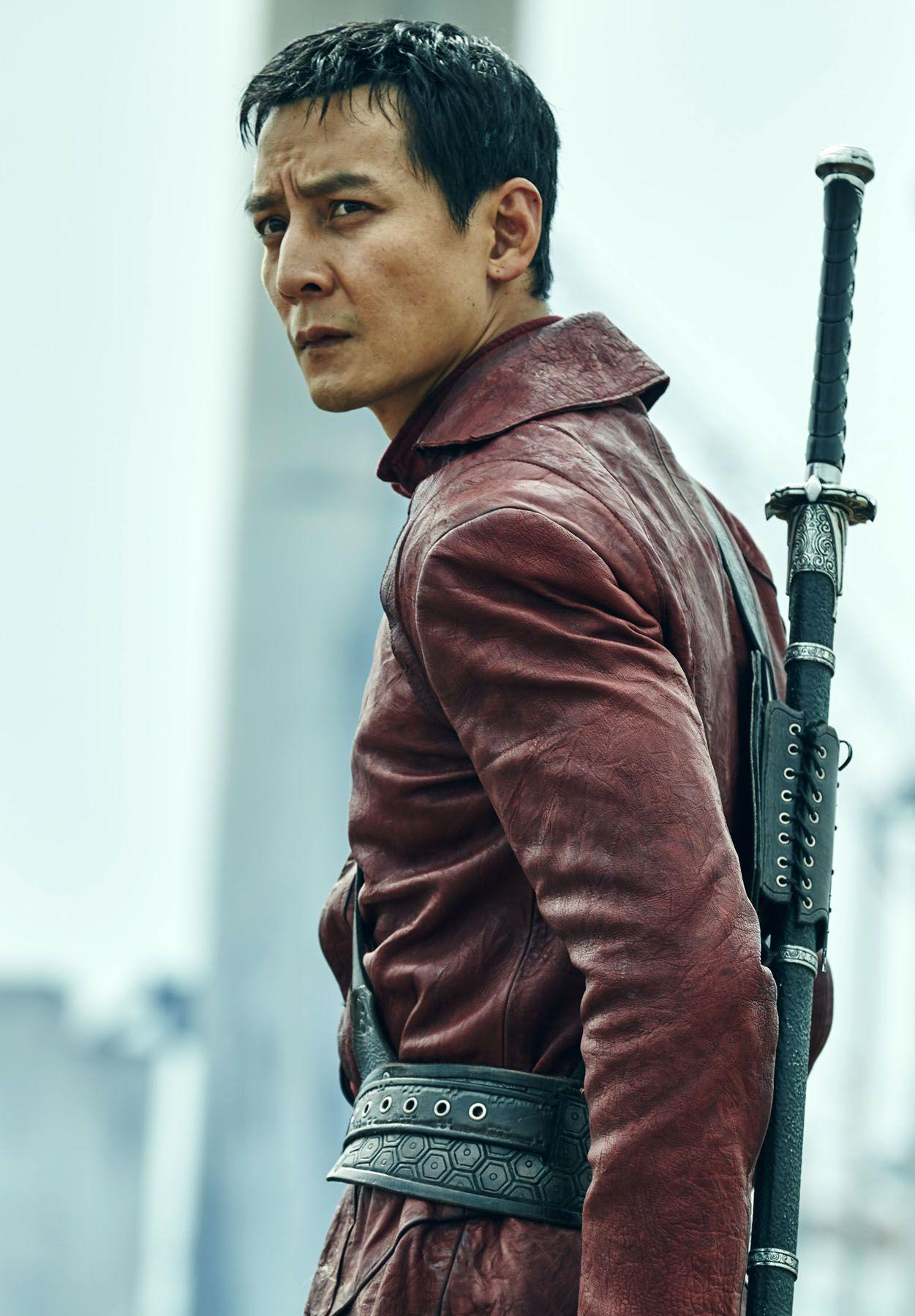 How Tomb Raider star Daniel Wu does it all, from film to