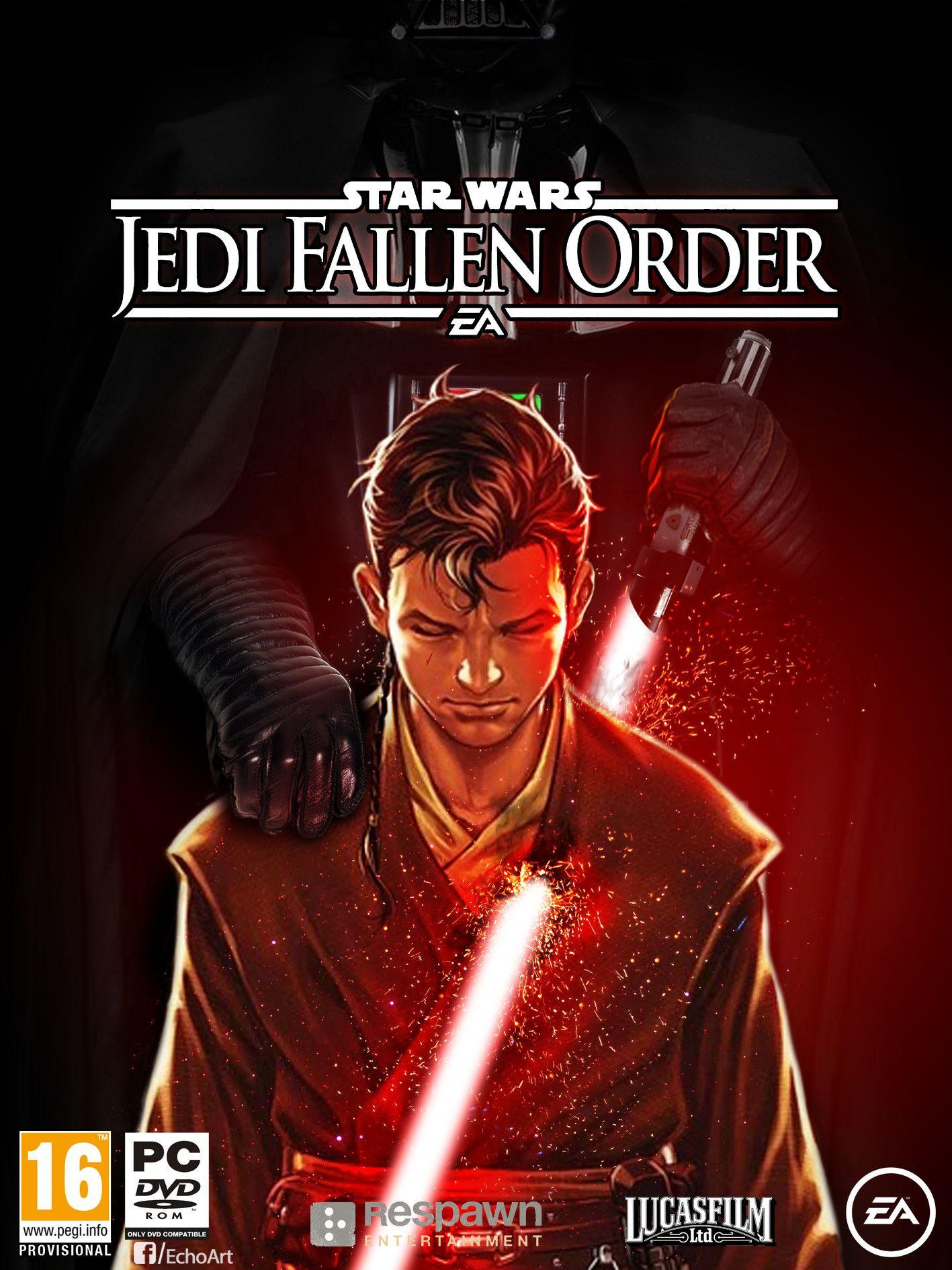 Star Wars Jedi Fallen Order Wallpapers Wallpaper Cave