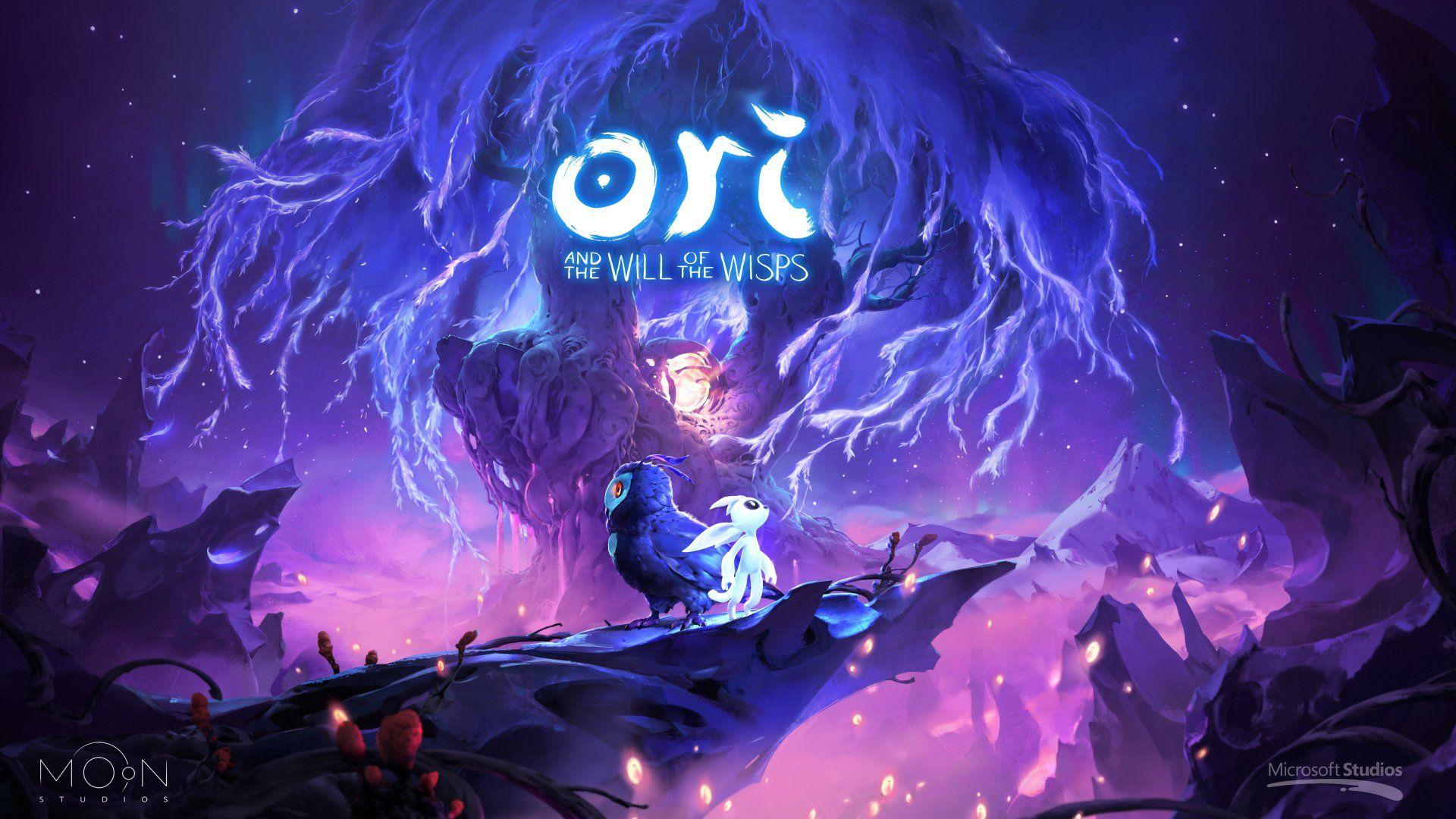 8 Ori and the Will of the Wisps HD Wallpapers