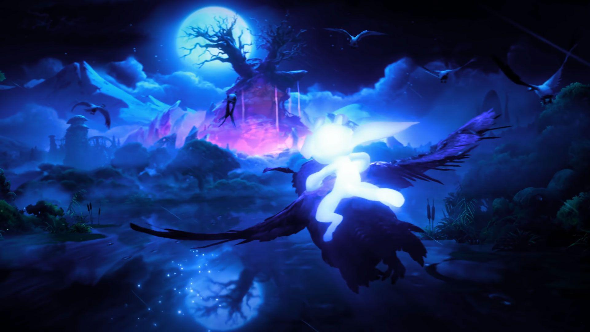 Ori And The Will Of The Wisps Wallpapers Wallpaper Cave