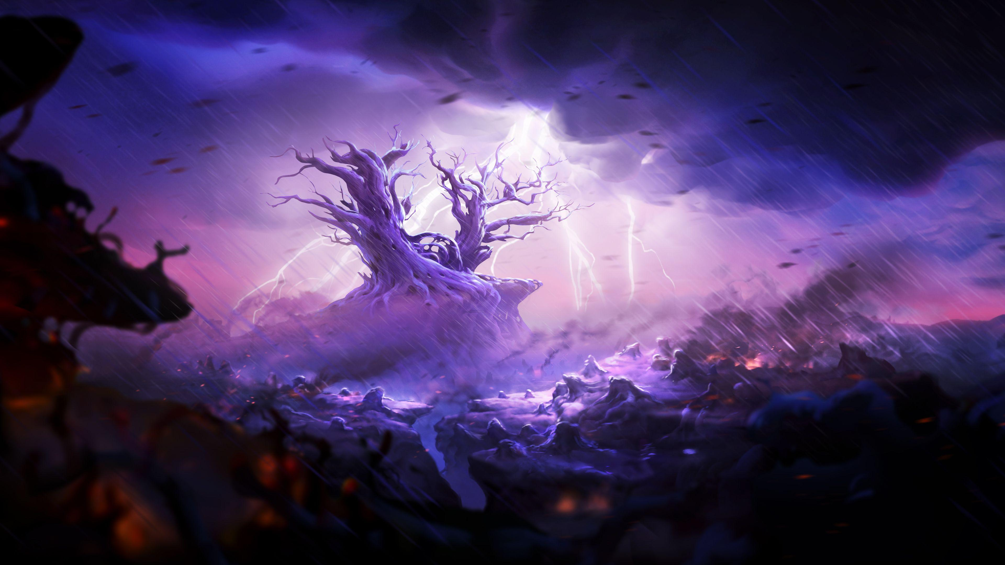 Wallpapers Ori and the Will of the Wisps, Xbox One, PC, 4K, Games,