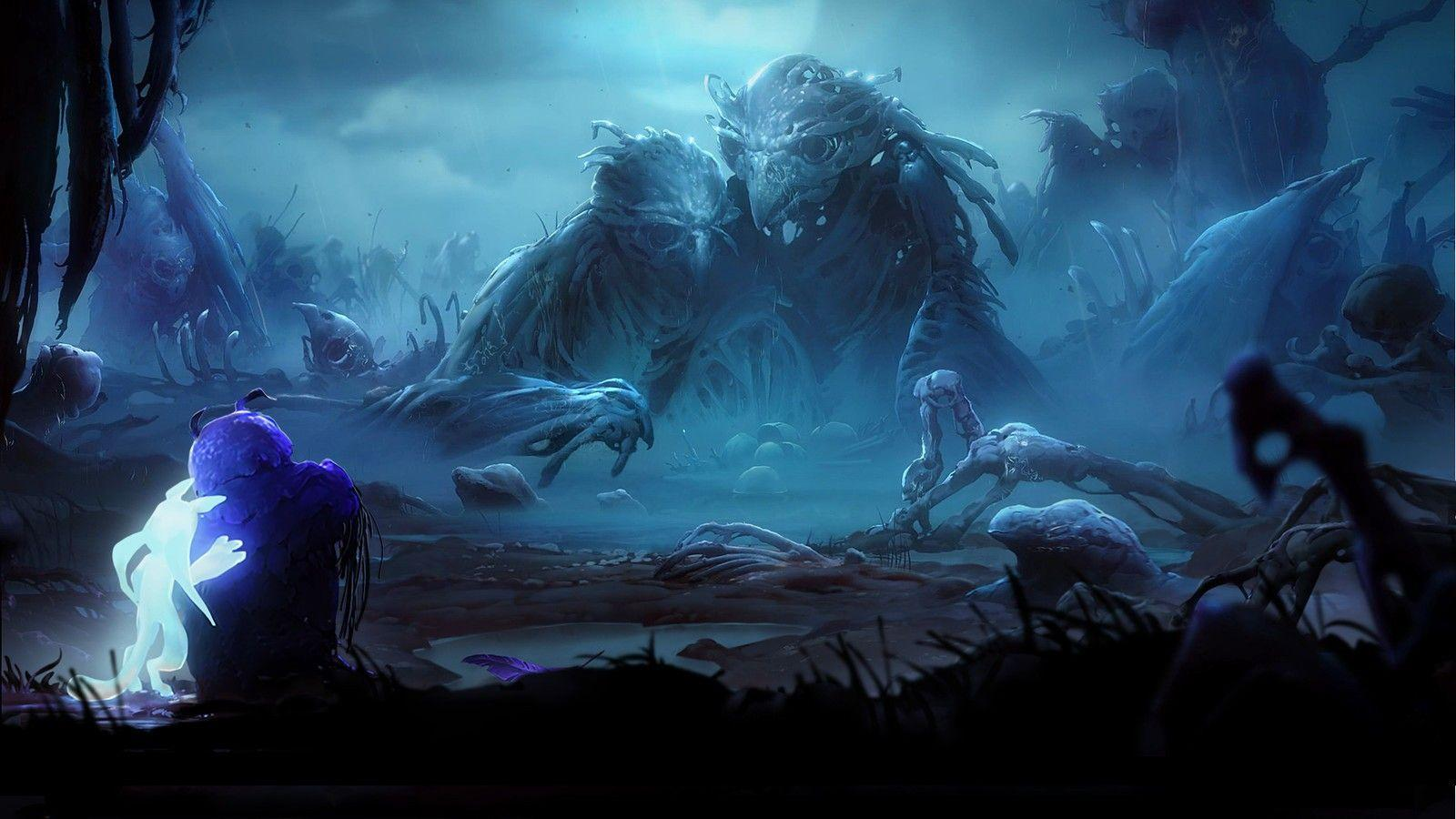 Ori and the Will of the Wisps gets new Xbox One X footage