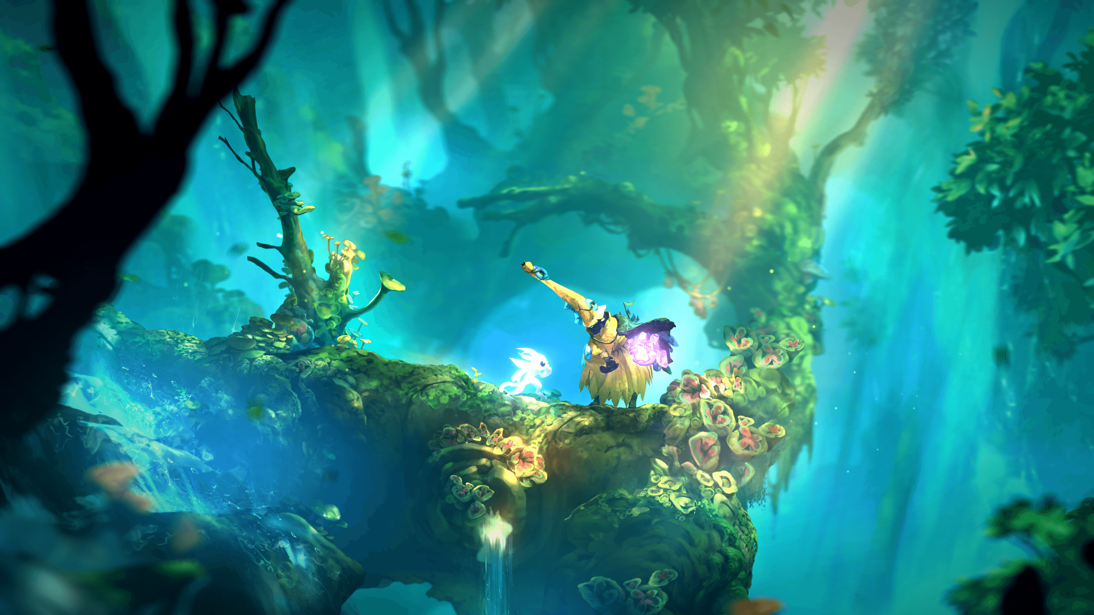 E3 2018: Ori and the Will of the Wisps Takes You Beyond the Forest