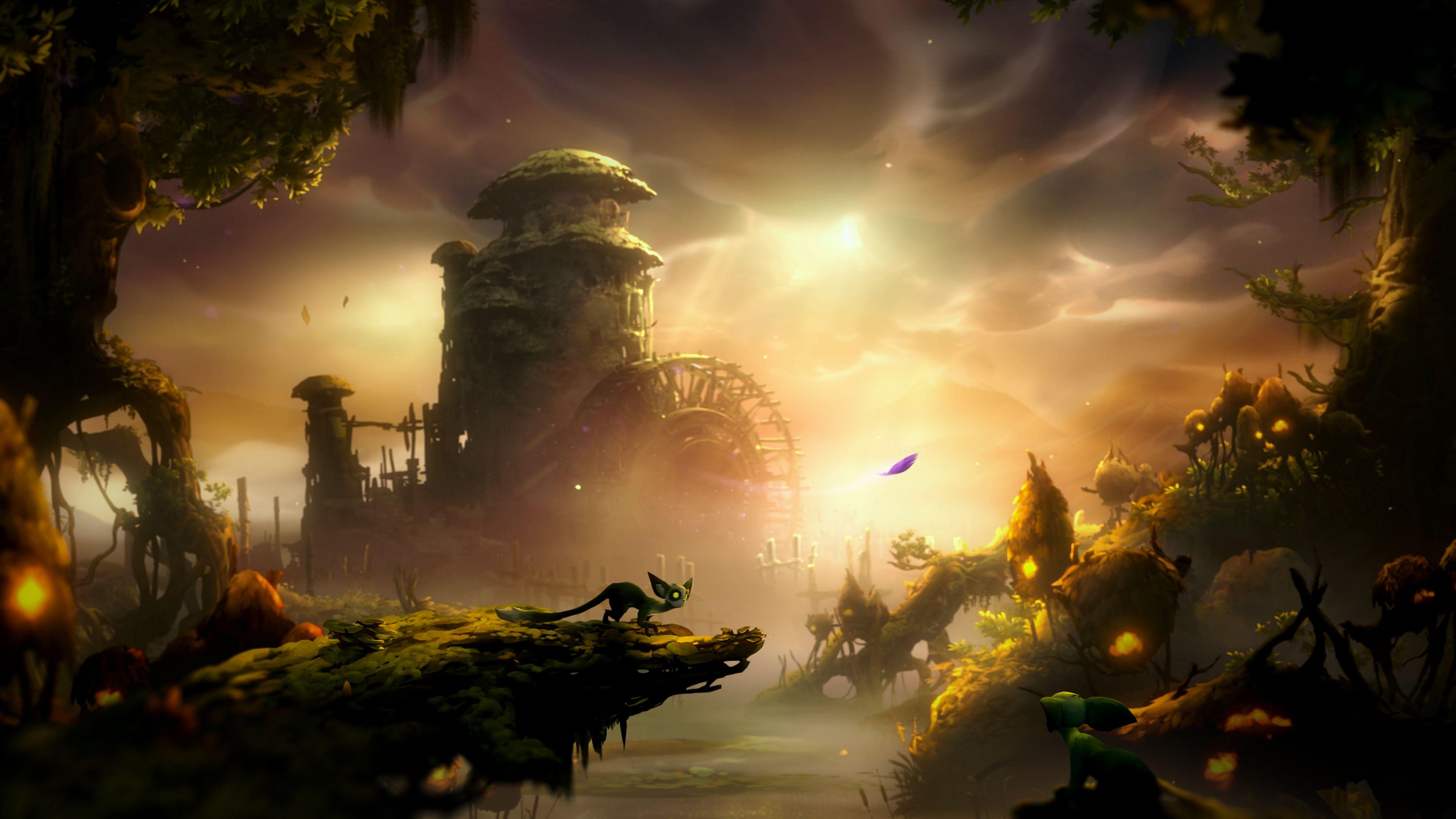 Wallpapers Ori and the Will of the Wisps, E3 2017, 4K, Games,