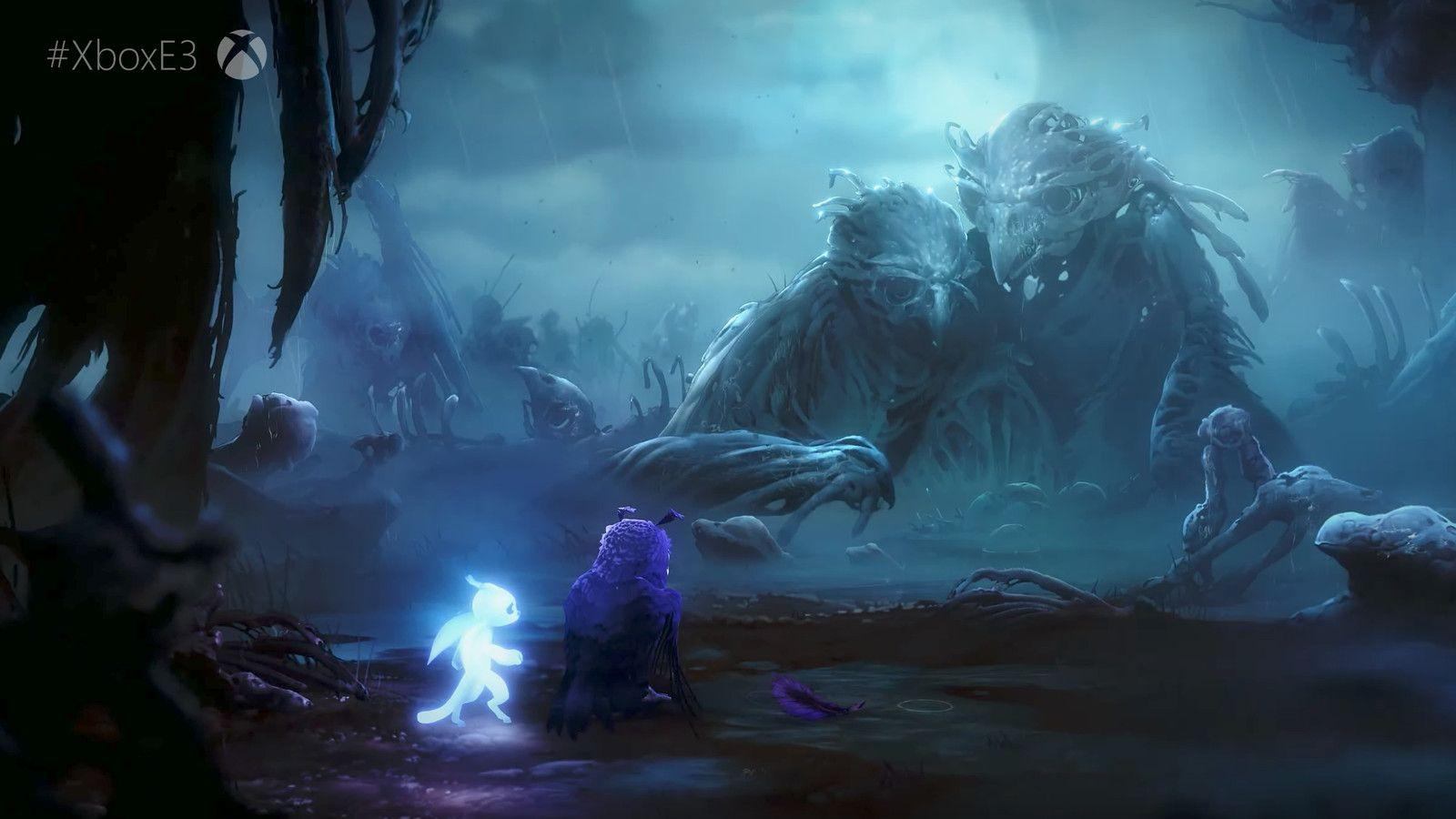 Ori and the Will of the Wisps is the new sequel to the beautiful Ori