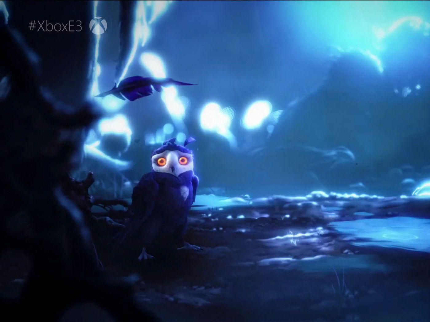 Watch the beautiful first trailer for Ori and the Will of the Wisps