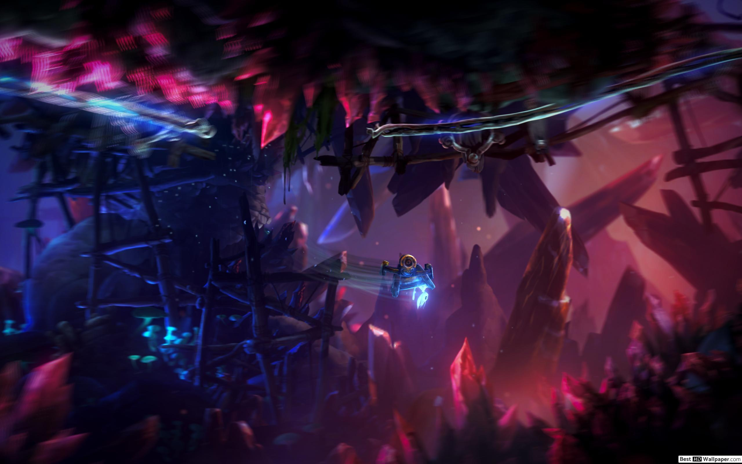 Video game: Ori and the Will of the Wisps HD wallpapers download