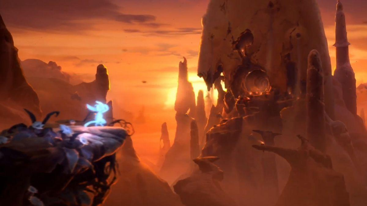 Ori and the Will of the Wisps gets a beautiful new E3 gameplay