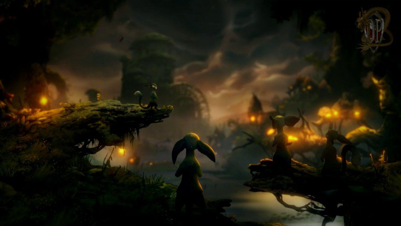Ori and the Will of the Wisps E3 2017 4K Teaser Trailer