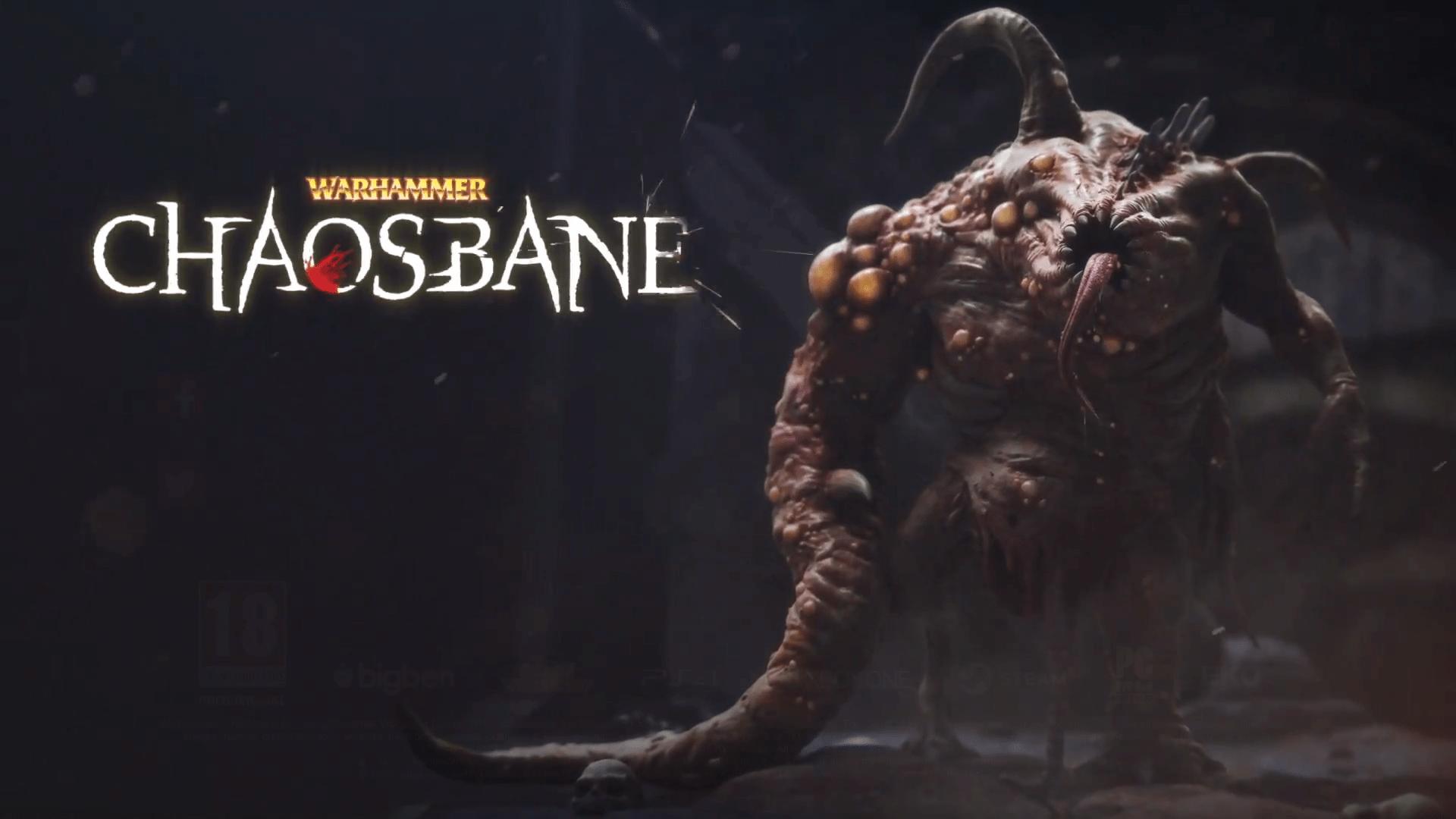 Warhammer: Chaosbane Wallpapers - Wallpaper Cave