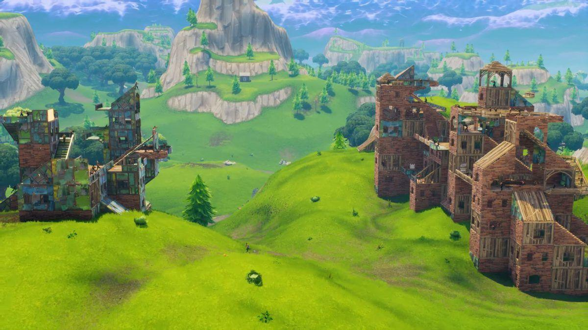 Fortnite Battle Royale Just Launched a 50 vs 50 Mode – Wallpapers for