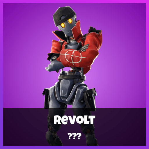 Revolt Fortnite wallpapers