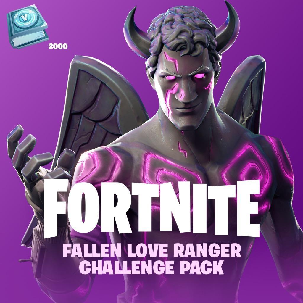 Fallen Love Ranger Fortnite Wallpapers Wallpaper Cave